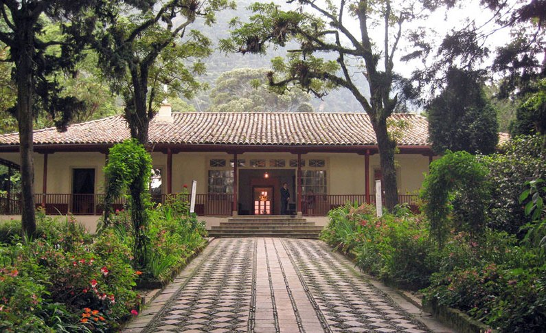 9. Quinta de Bolívar
