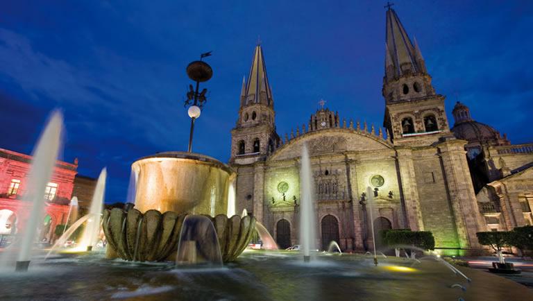 Los 15 Mejores lugares turísticos de Guadalajara