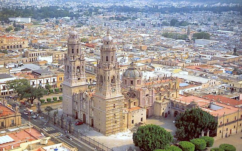 1, Centro Histórico de Morelia