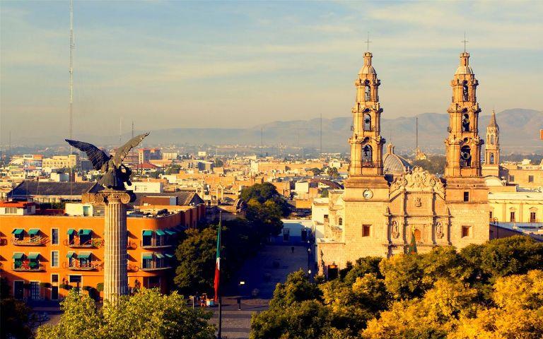 1. Ciudad de Aguascalientes
