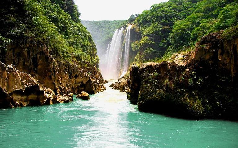 Los 45 lugares tursticos de mxico que tienes que visitar huasteca potosina en san luis potos altavistaventures Images