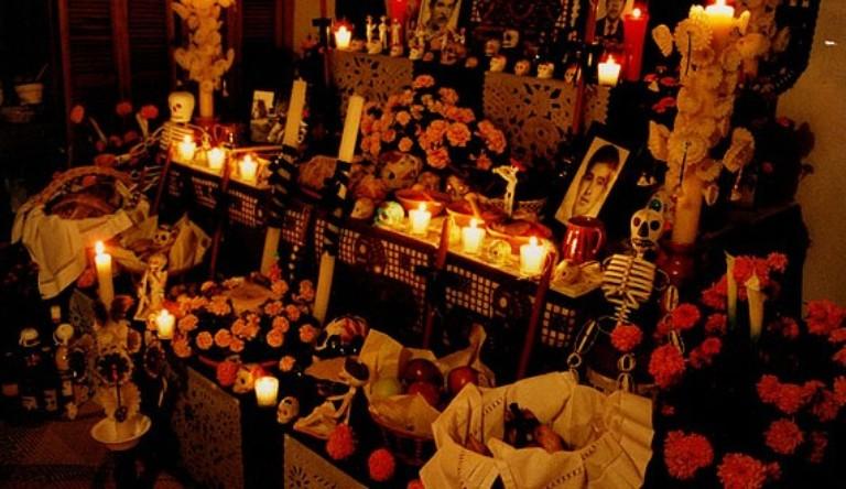 10. Conoce la celebración del Día de los Muertos