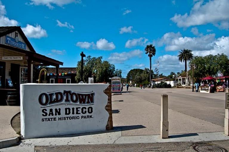 10. Parque Estatal del Casco Antiguo de San Diego