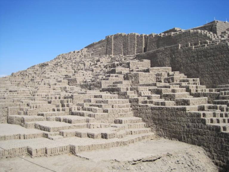 11. Huaca Pacllana