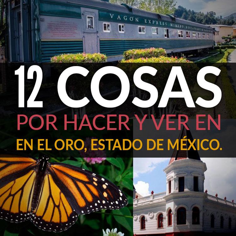 12 Cosas Por Hacer Y Ver En El Oro, Estado De México - Tips Para Tu ...