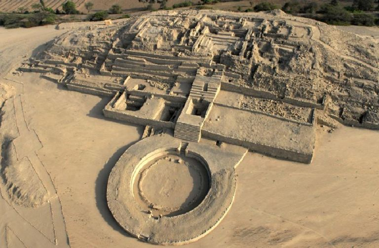 13. Caral
