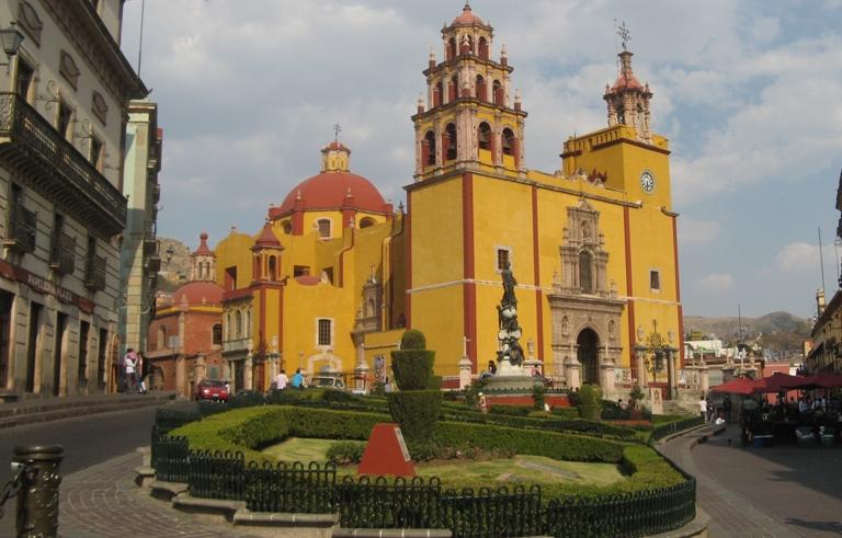 13. Guanajuato