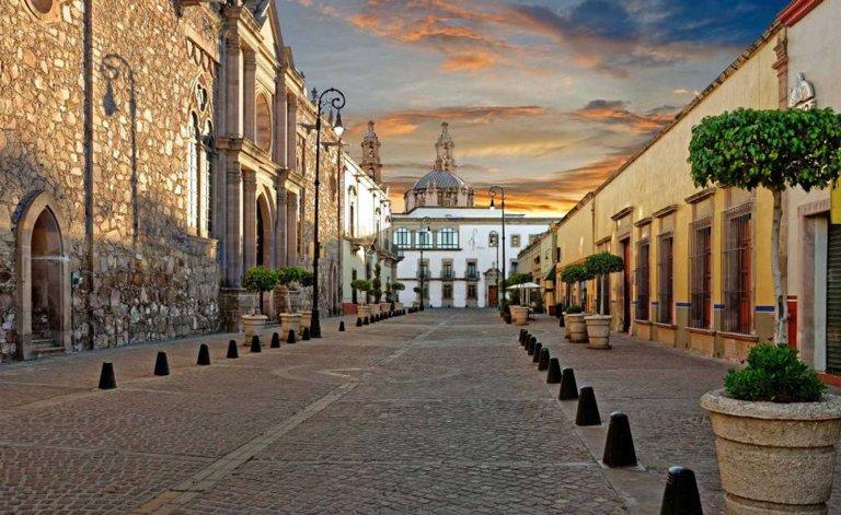 2. Centro Histórico de Aguascalientes