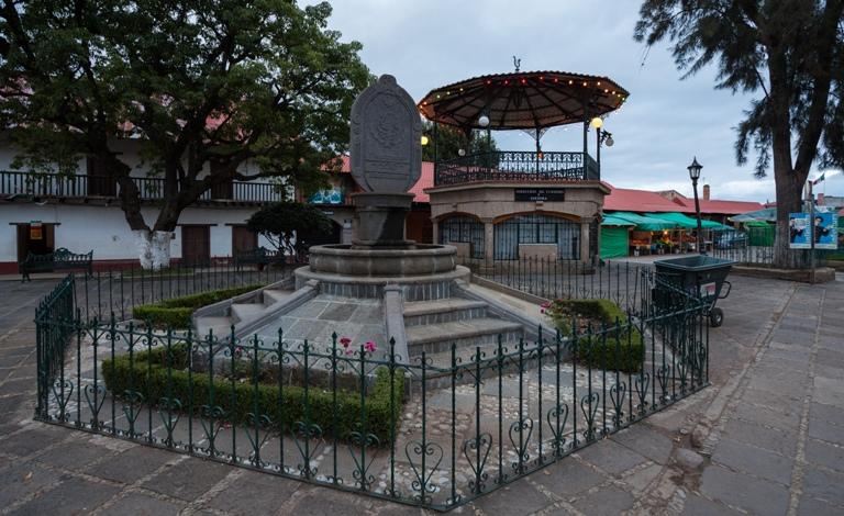 2. Huasca de Ocampo