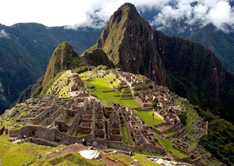 3. Machu Picchu