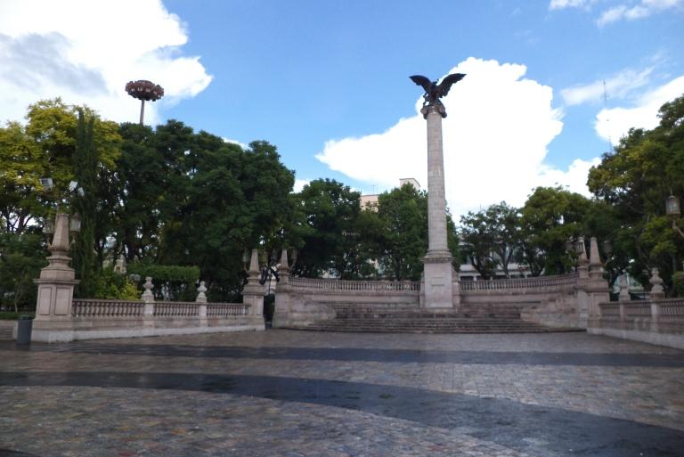 3. Plaza de Armas