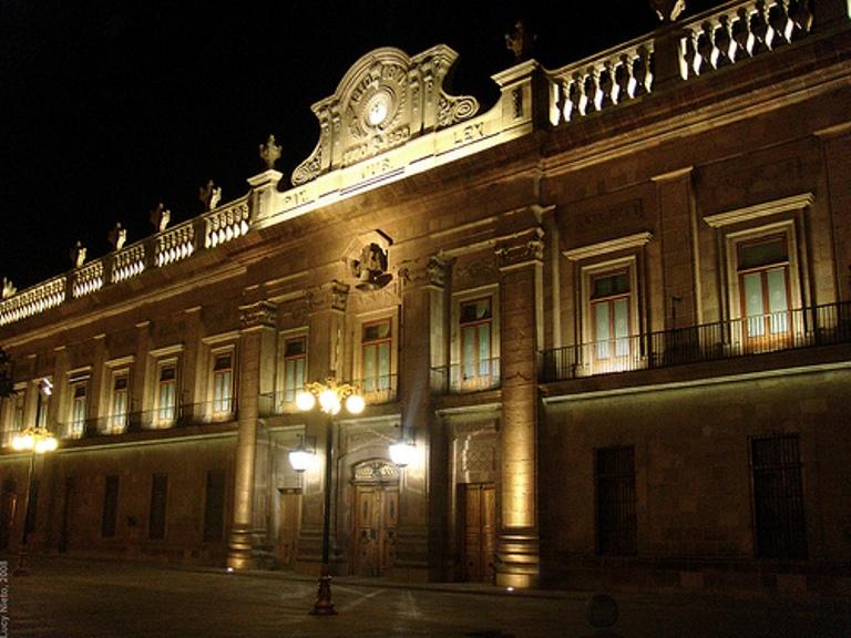5. Palacio de Gobierno de San Luis Potosí