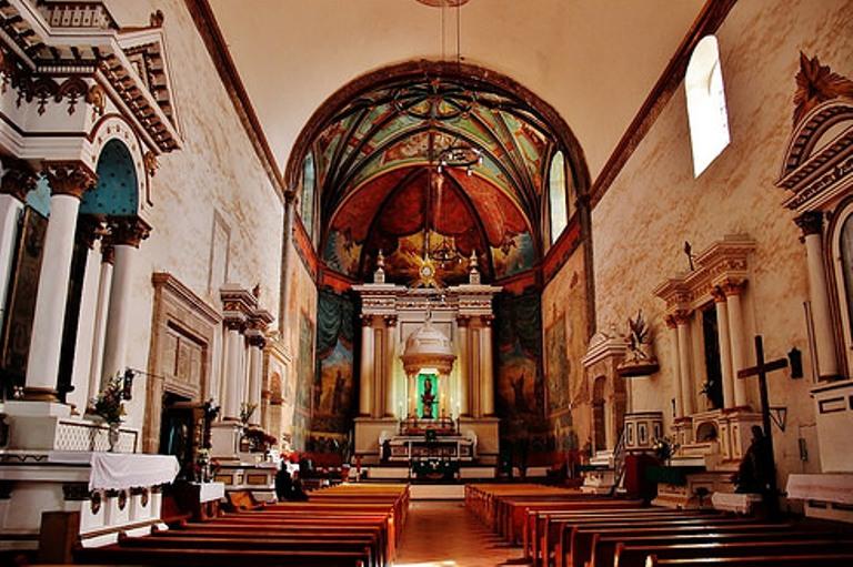 5. Visita la Iglesia de Nuestra Señora de la Natividad