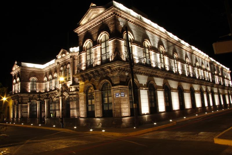 6. Palacio Federal de Zamora de Hidalgo