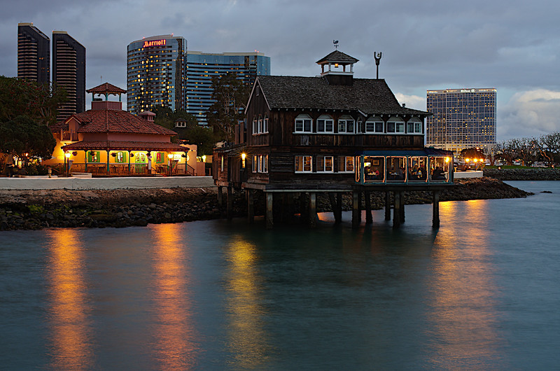 6. Seaport Village