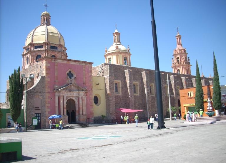 7. Rincón de Romos