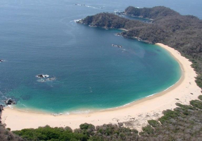 8. Bahía Chachacual