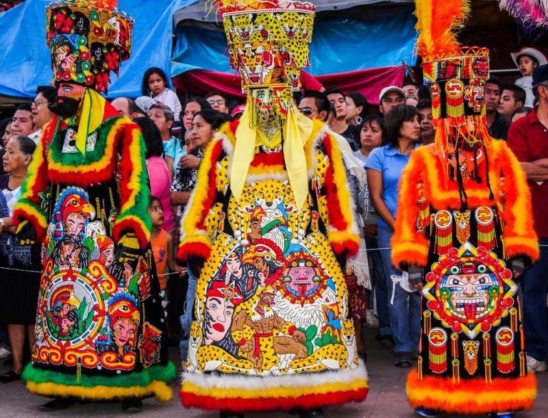 9. Diviértete en el Carnaval