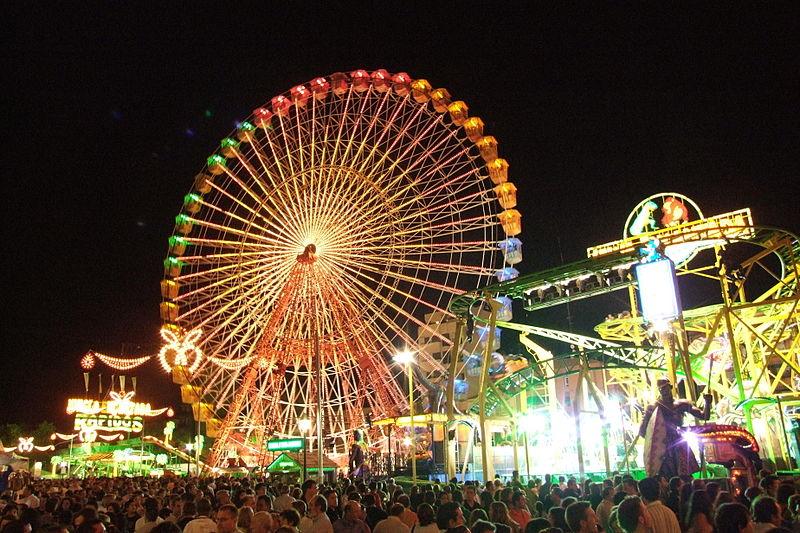 9. Feria de San Marcos