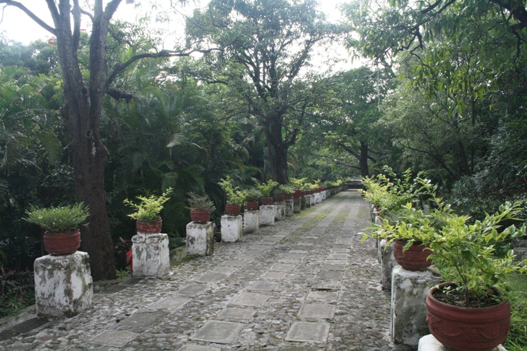 9. Jardín Borda