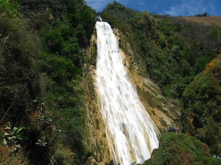 1. Cascadas El Chiflón, Chiapas