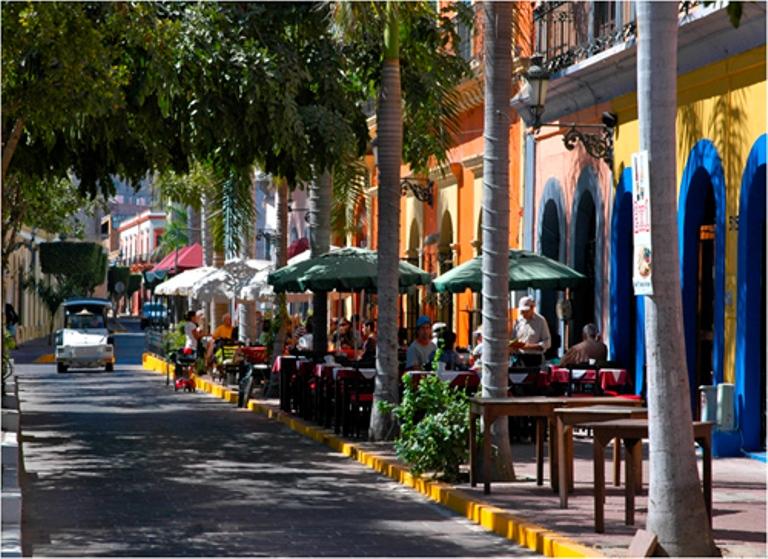 1. Centro Histórico de Mazatlán