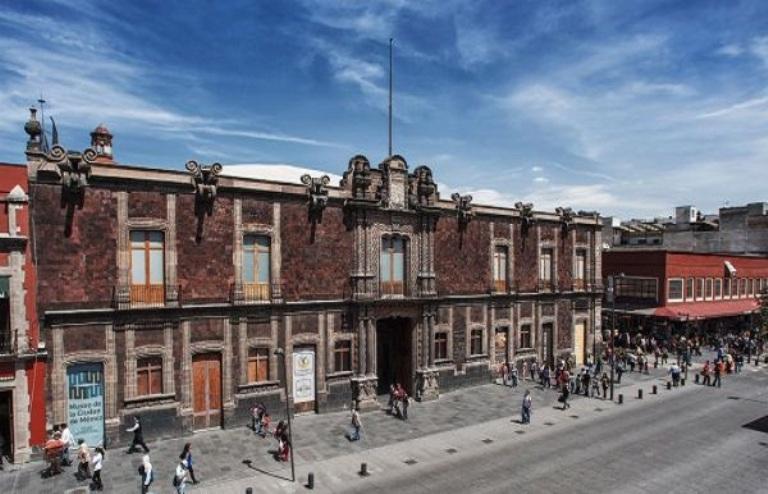 1. Museo de la Ciudad de México