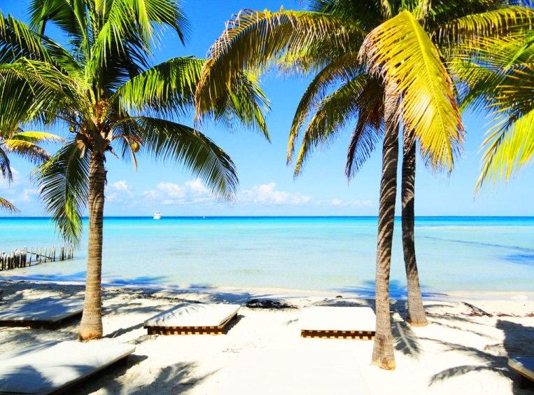 1. Playa Norte, Isla Mujeres
