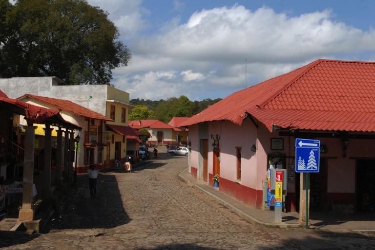 1. Pueblo de Huasca de Ocampo