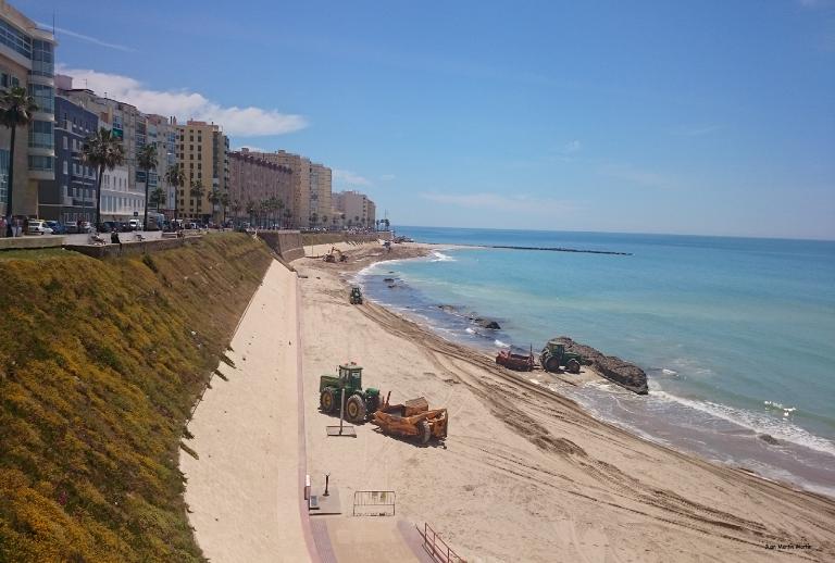 10. Playa de Santa María del Mar