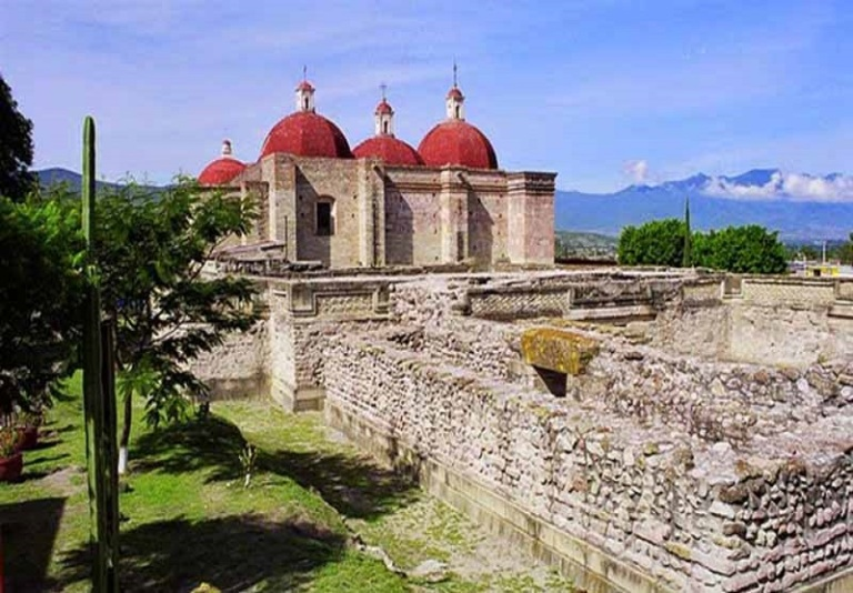 104. San Pablo Villa Mitla, Oaxaca