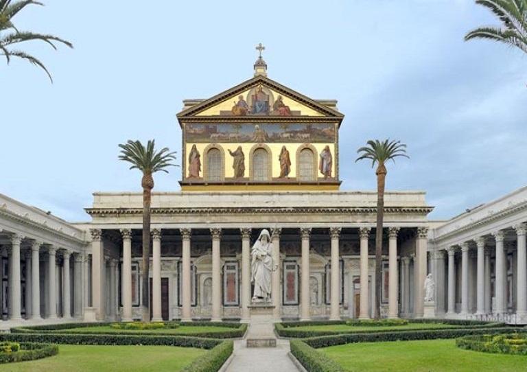 11. Basílica de San Pablo Extramuros