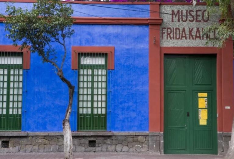 11. Museo Frida Kahlo