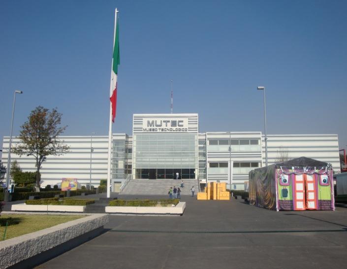 111) Museo Tecnológico de la Ciudad de México