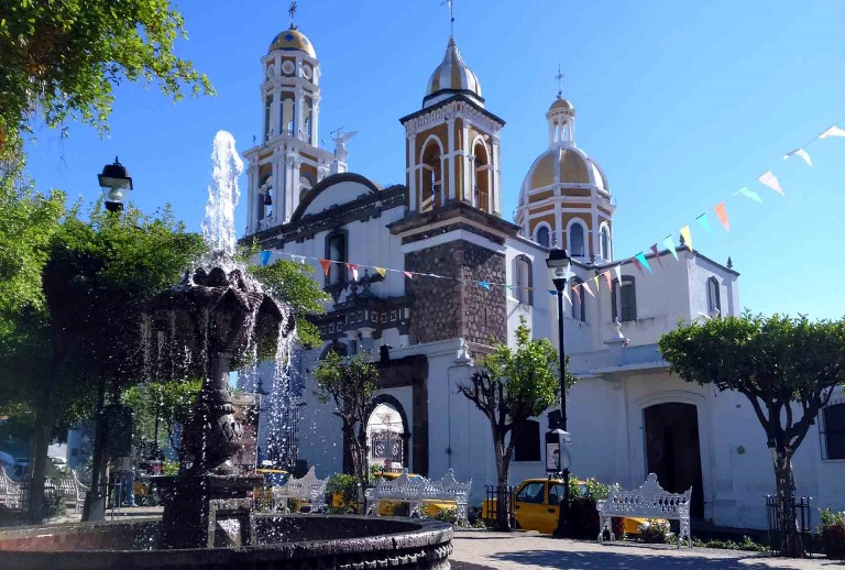 12. Comala, Colima