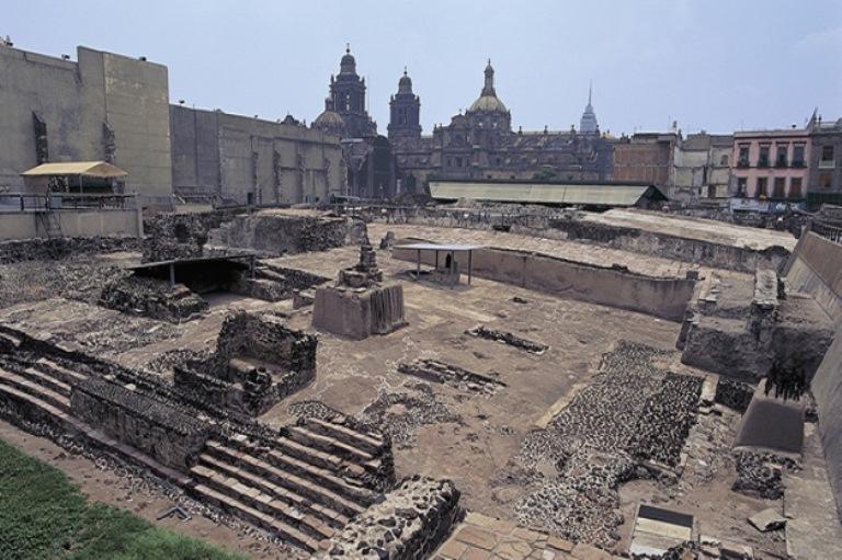 12. Conoce el Templo Mayor y su historia