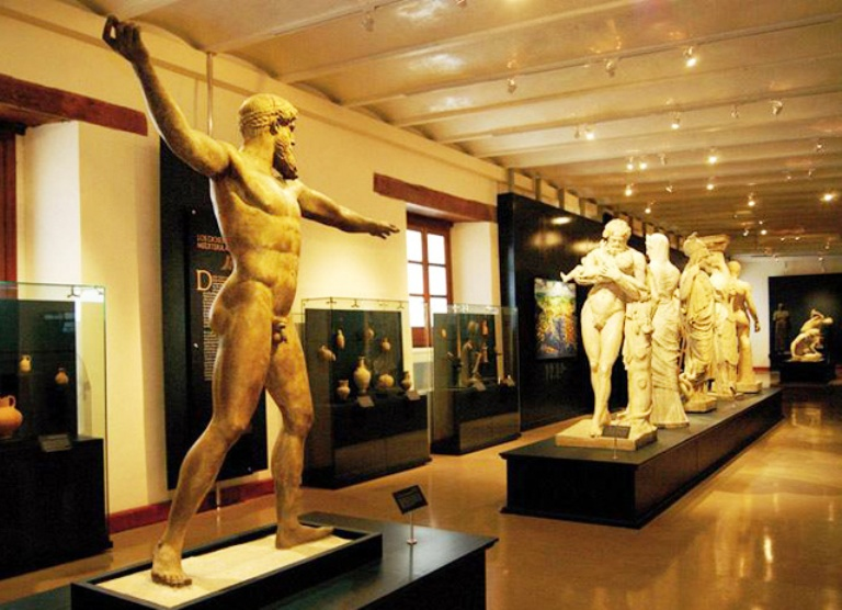 12. Museo Nacional de las Culturas