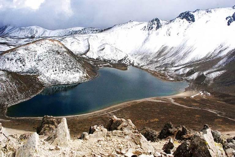 12. Nevado de Toluca, Estado de México