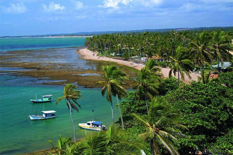 12. Praia do Forte, Bahía