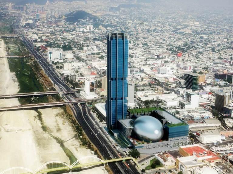 12. Torre Pabellón Monterrey
