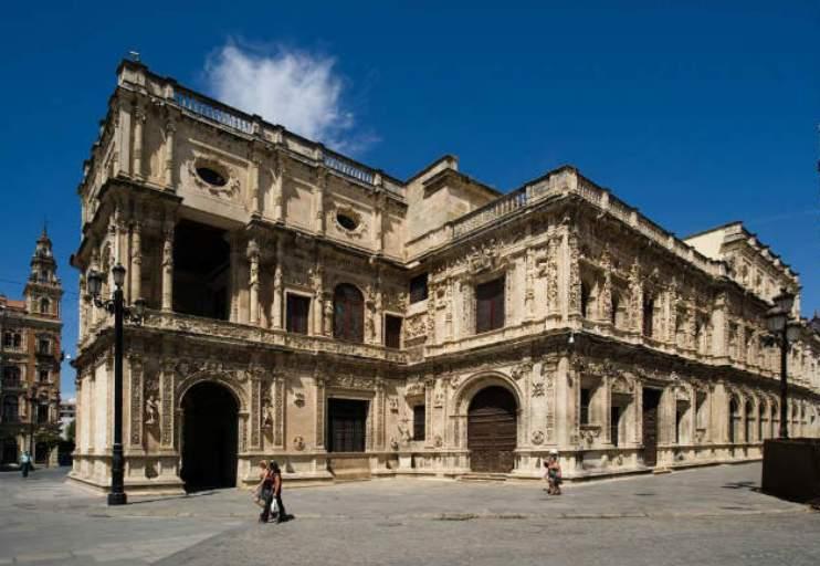 13. Casa Consistorial de Sevilla (Ayuntamiento de Sevilla)