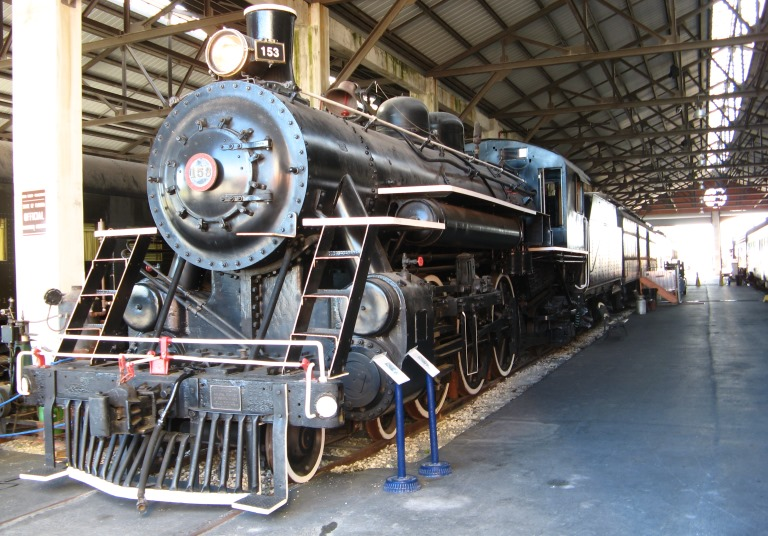 13. Goldcoast Railroad Museum