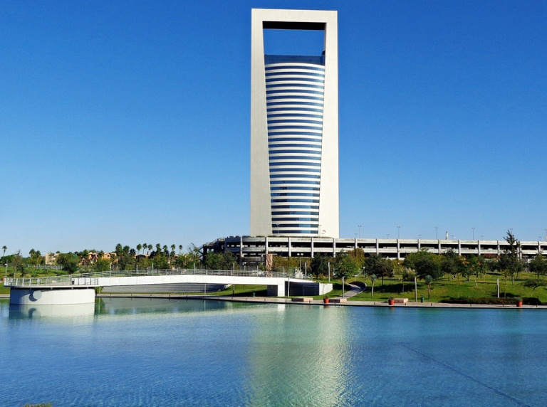 13. Torre Ciudadana