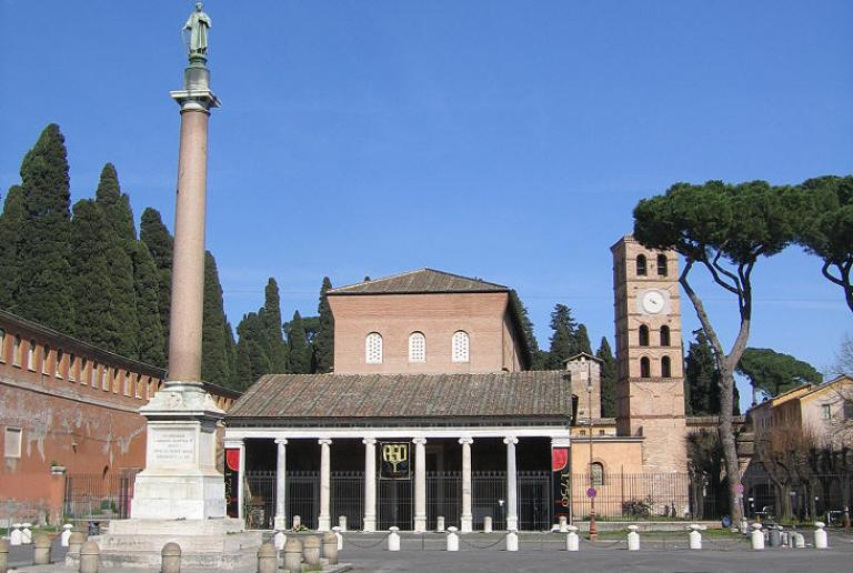 14. Basílica de San Lorenzo Extramuros