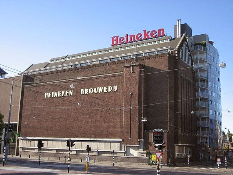 15. Heineken y su museo