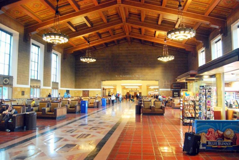 15. Union Station