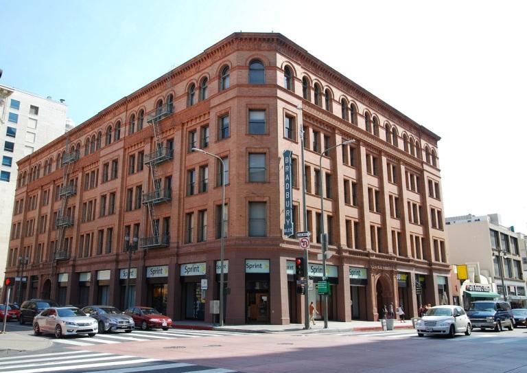 16. Edificio Bradbury