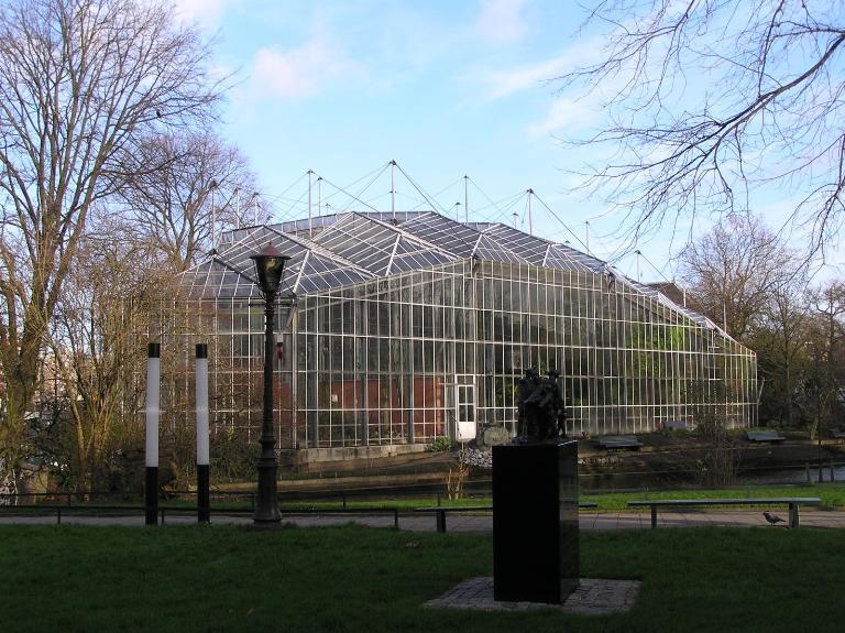 16. Jardín Botánico de Ámsterdam