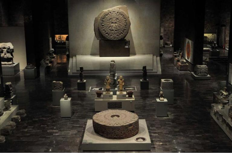 16. Museo Nacional de Antropología