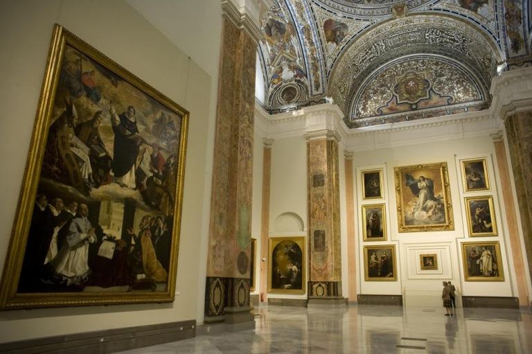 16. Museo de Bellas Artes